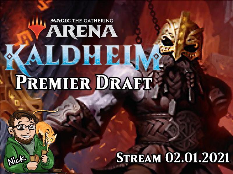 Magic: The Gathering Arena – Kaldheim Premier Draft